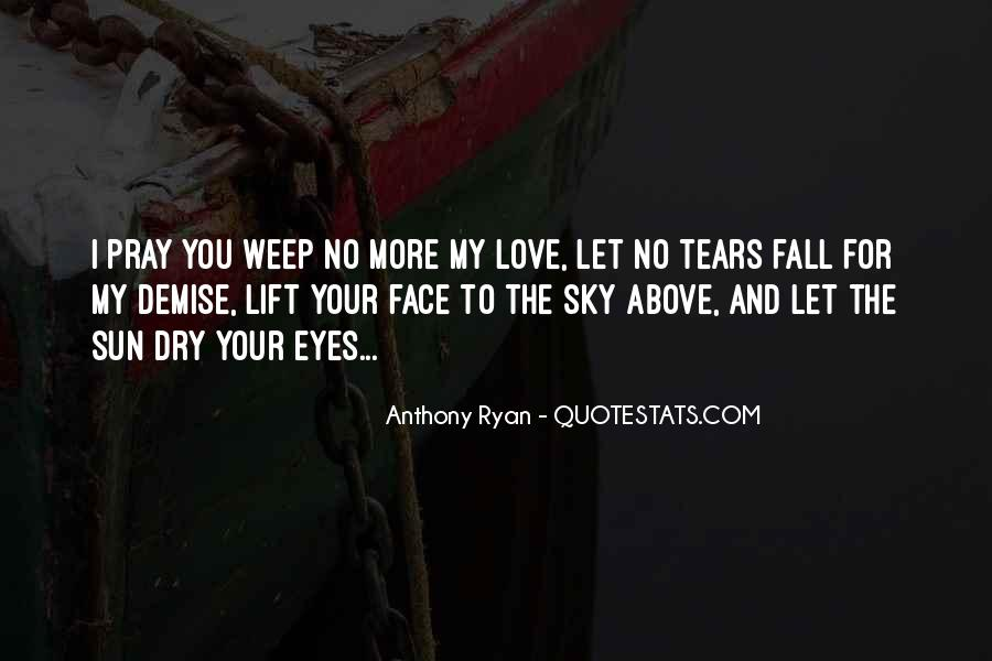 Sun Fall Quotes #139167