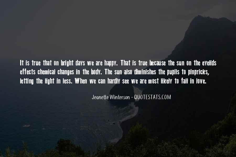 Sun Fall Quotes #1489271