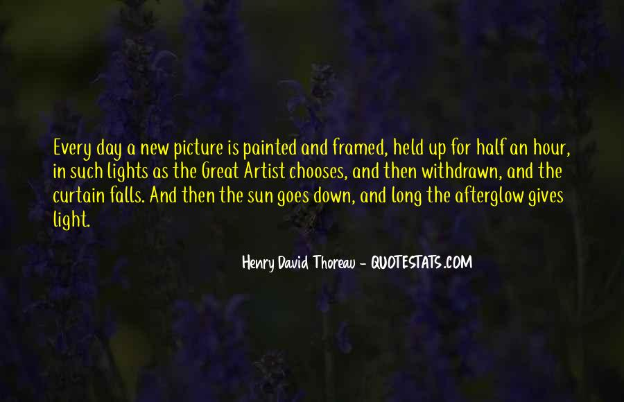 Sun Fall Quotes #1536124