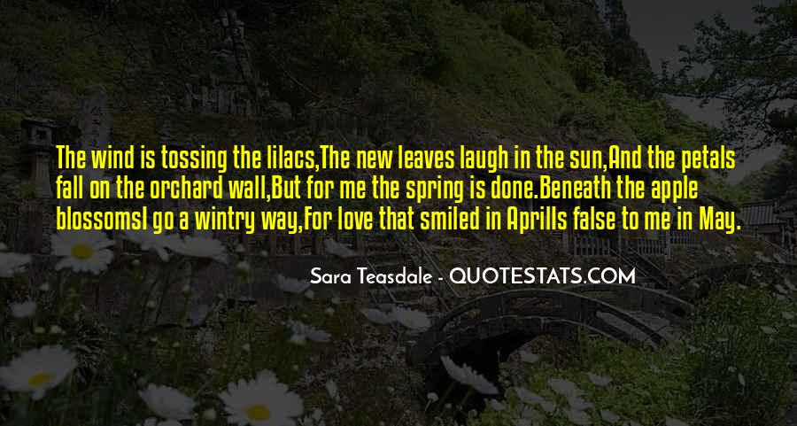 Sun Fall Quotes #1568878