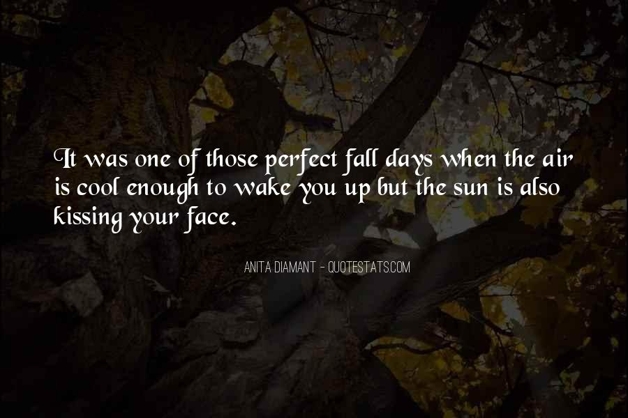 Sun Fall Quotes #745243