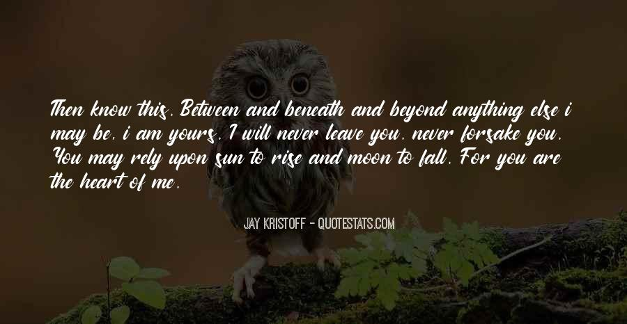 Sun Fall Quotes #781685