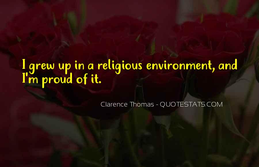 Quotes About Clarence Thomas #112099