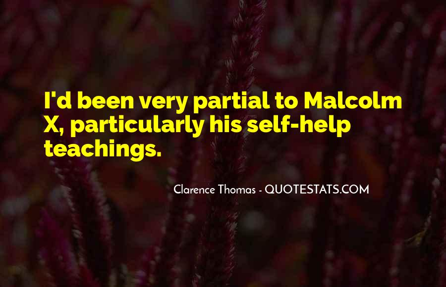 Quotes About Clarence Thomas #1130927