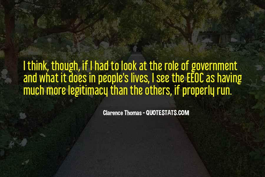 Quotes About Clarence Thomas #1223817