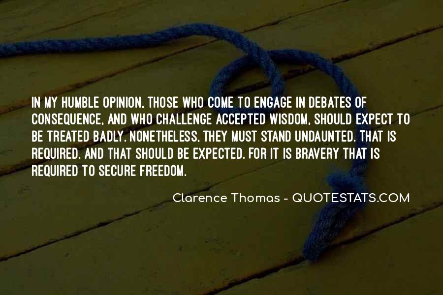Quotes About Clarence Thomas #1287736