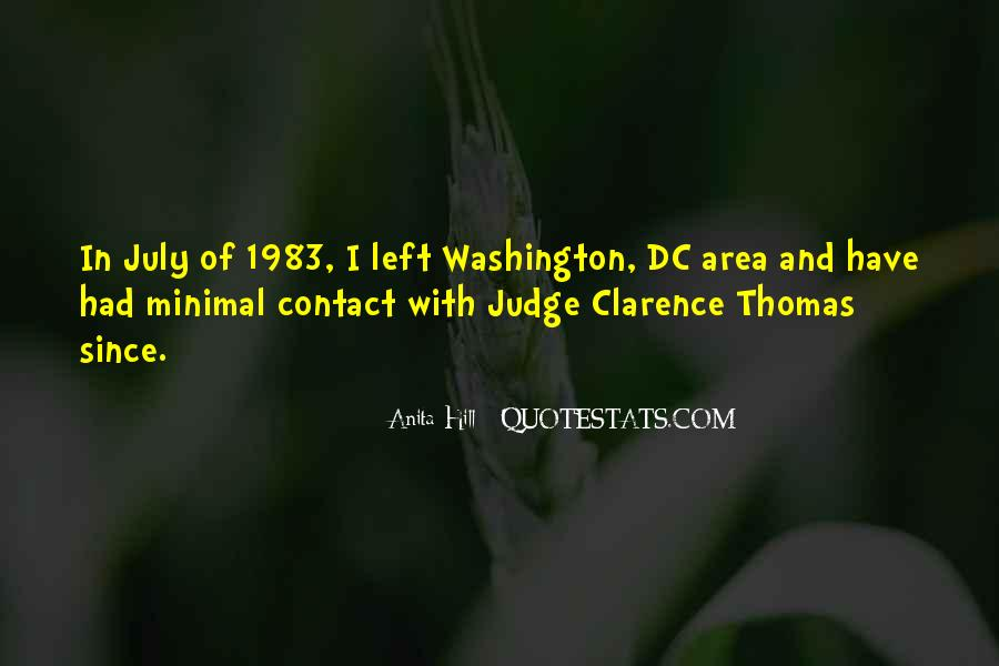 Quotes About Clarence Thomas #1613833