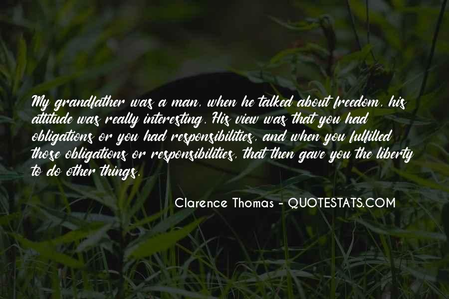 Quotes About Clarence Thomas #1738960
