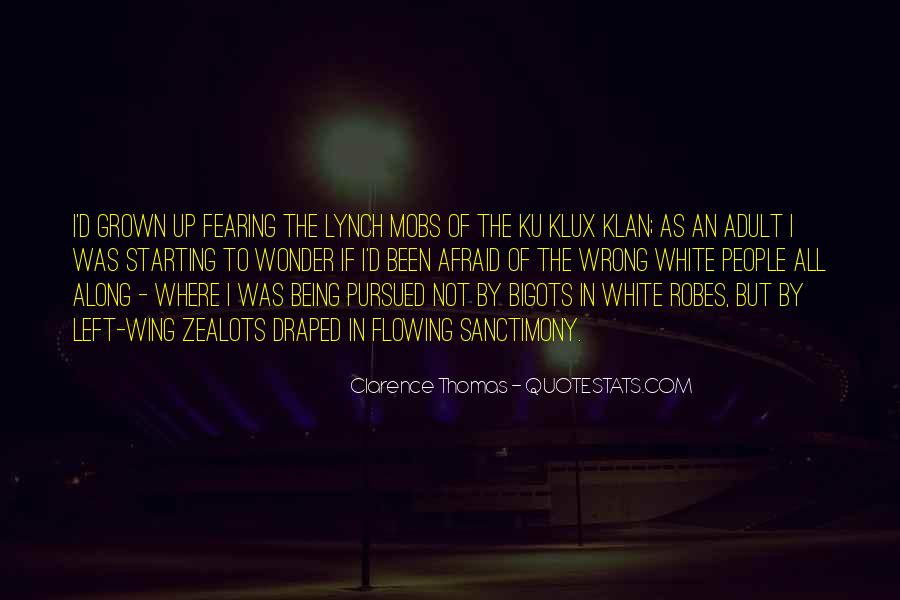 Quotes About Clarence Thomas #312249
