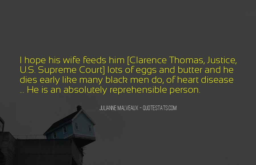 Quotes About Clarence Thomas #562613