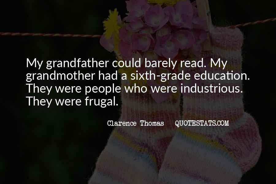 Quotes About Clarence Thomas #669428