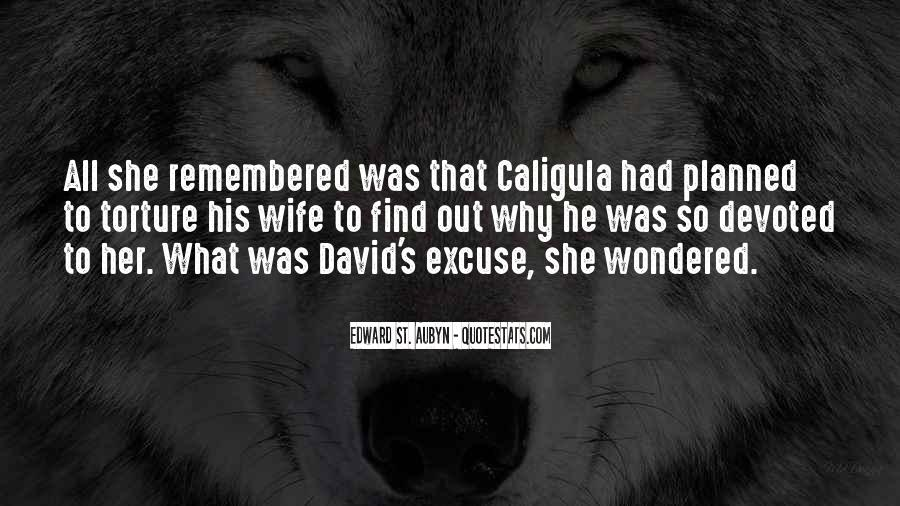 Quotes About Caligula #1285493