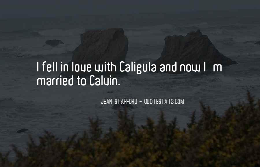 Quotes About Caligula #1746663