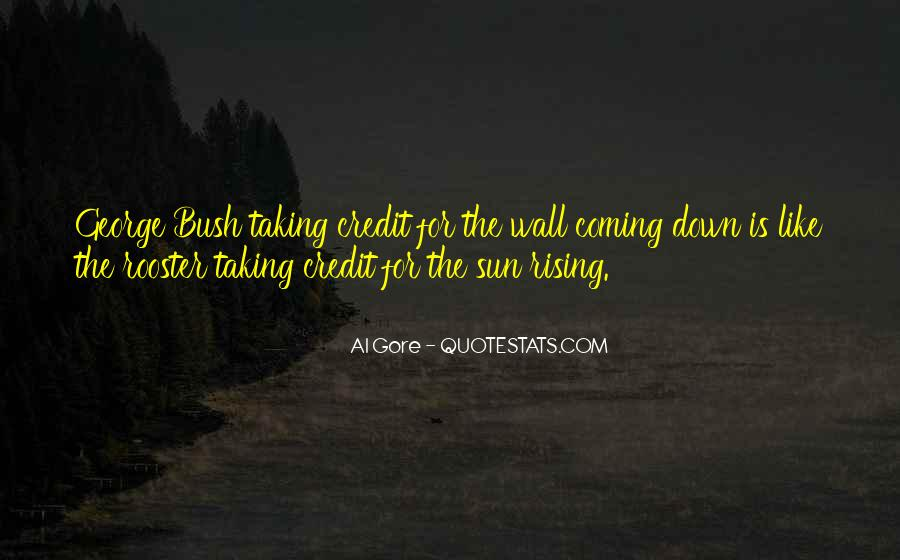 Sun Is Coming Quotes #16380