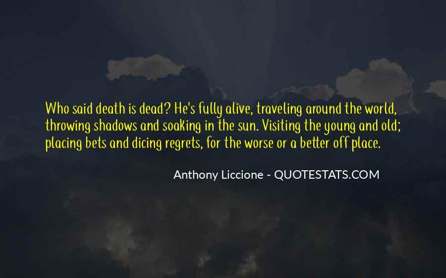 Sun Soaking Quotes #1164840