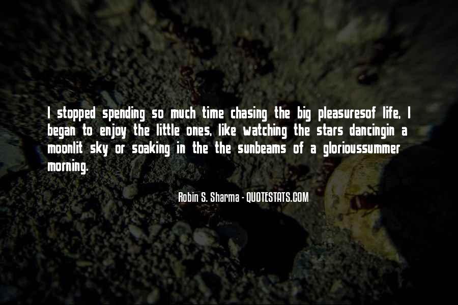 Sun Soaking Quotes #1502113
