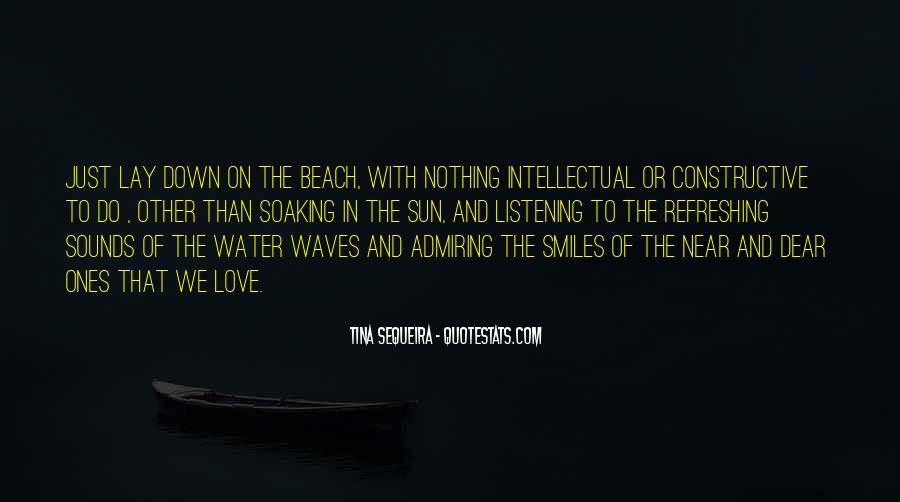 Sun Soaking Quotes #1743804