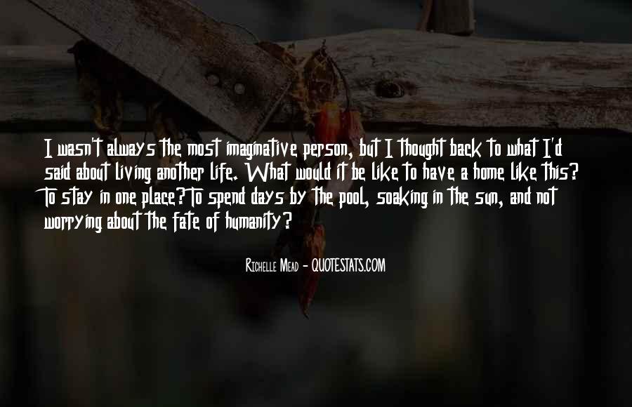 Sun Soaking Quotes #640399