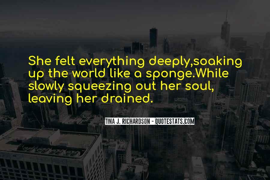 Sun Soaking Quotes #75886