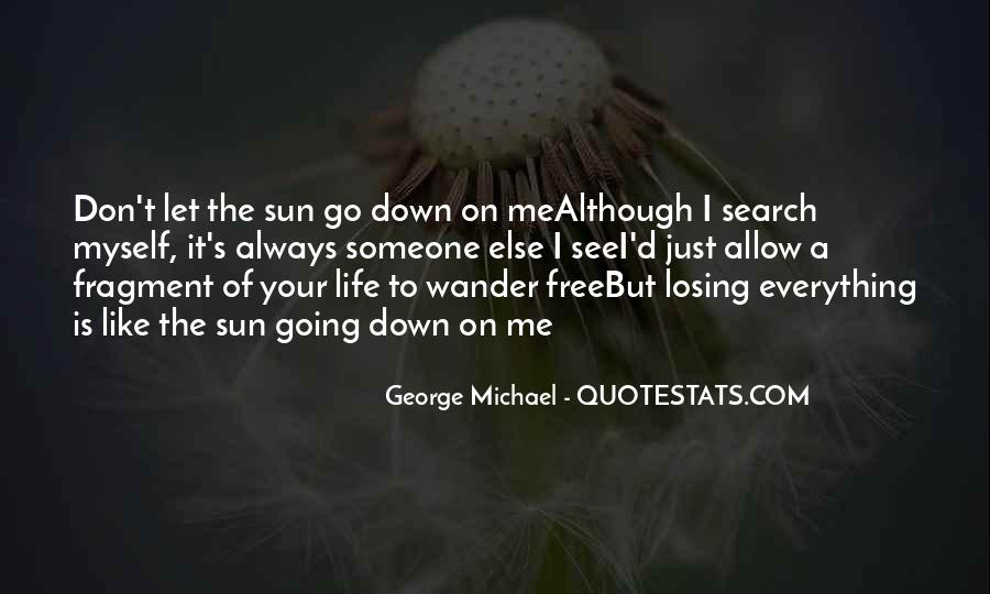 Sun Song Quotes #1017788
