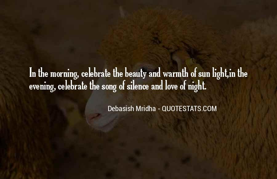 Sun Song Quotes #1093098