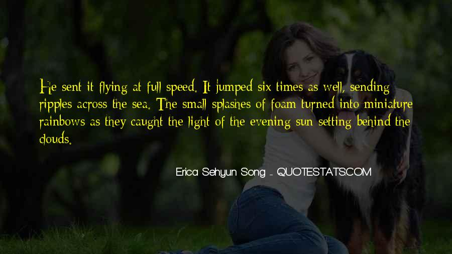Sun Song Quotes #1151753