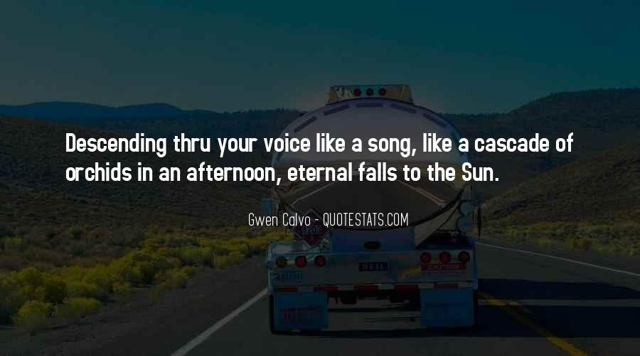 Sun Song Quotes #1375478