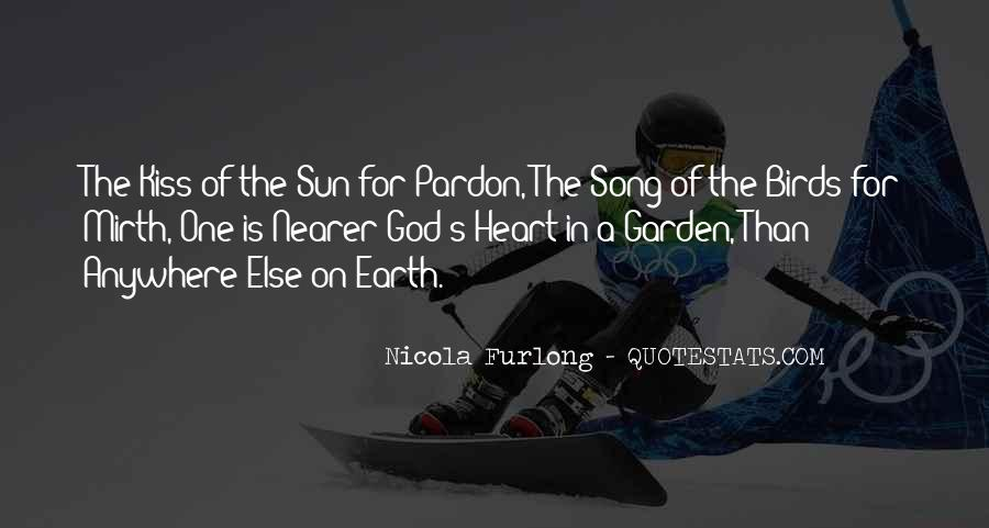 Sun Song Quotes #1616688