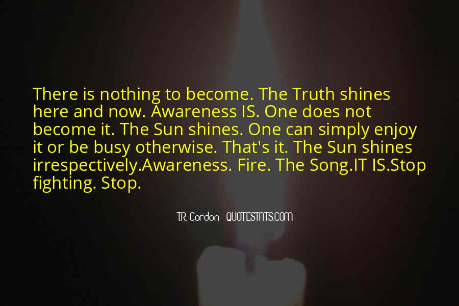 Sun Song Quotes #1707959