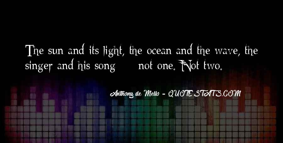 Sun Song Quotes #238360