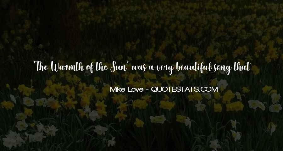 Sun Song Quotes #280664