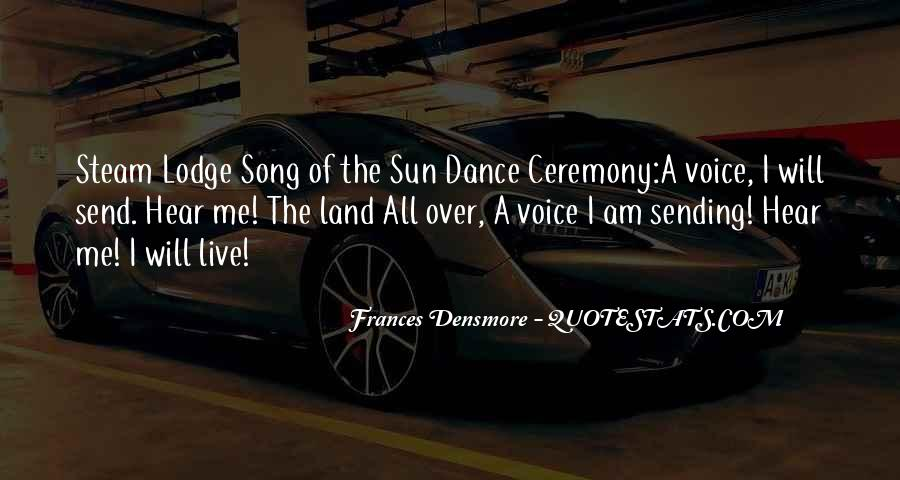 Sun Song Quotes #59798