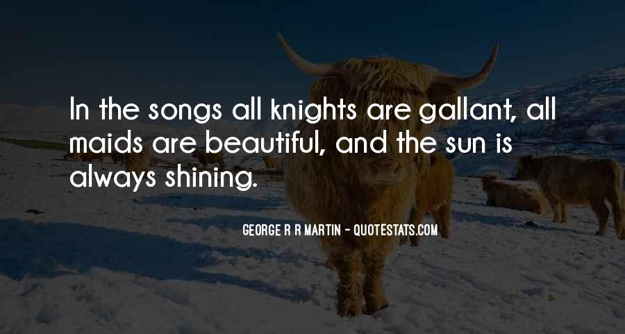 Sun Song Quotes #607892