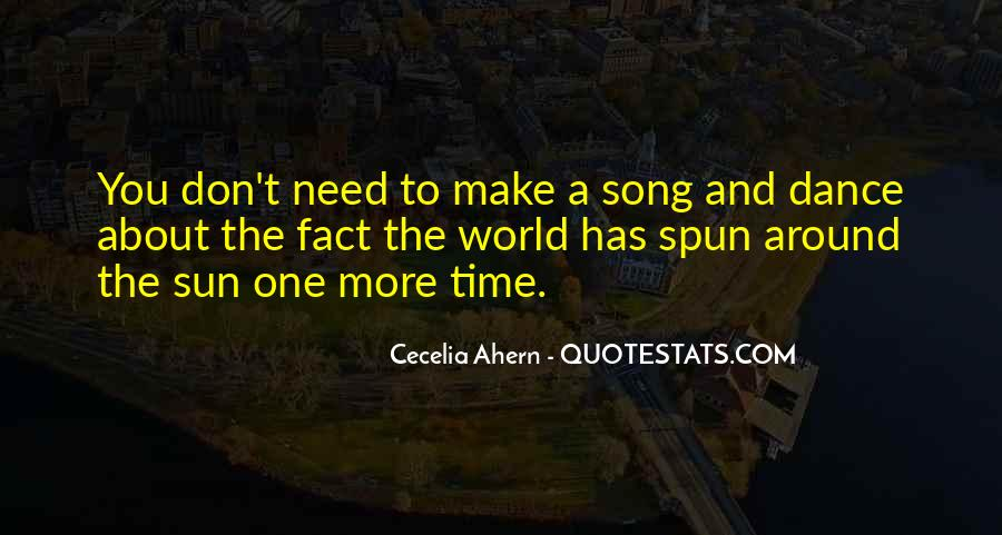 Sun Song Quotes #874755