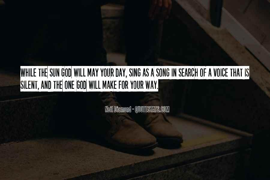 Sun Song Quotes #915212