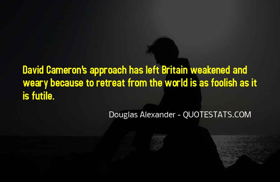 Quotes About David Cameron #577276