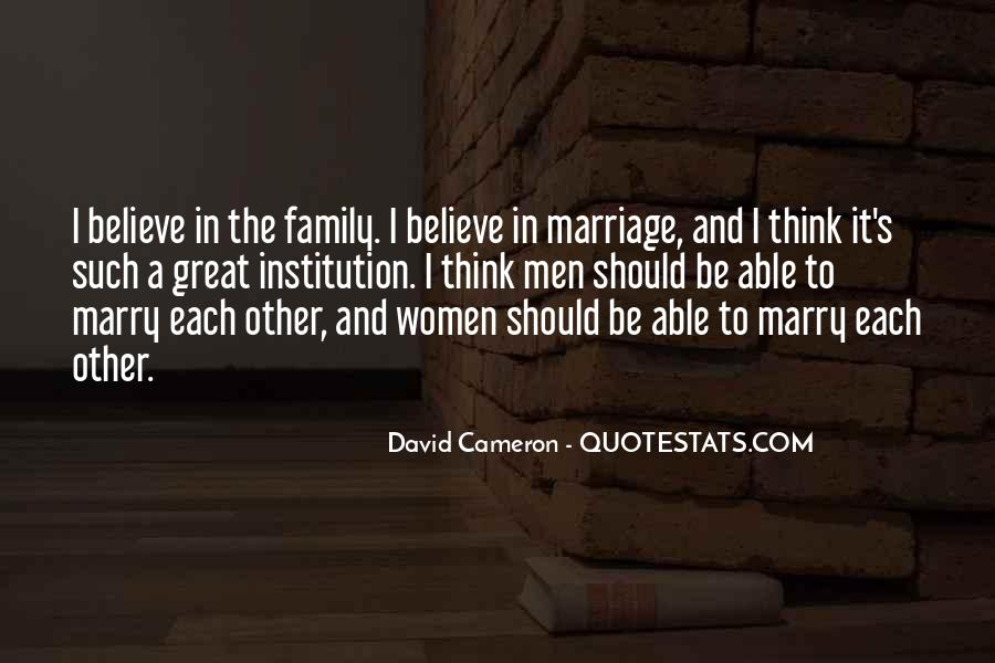 Quotes About David Cameron #64623