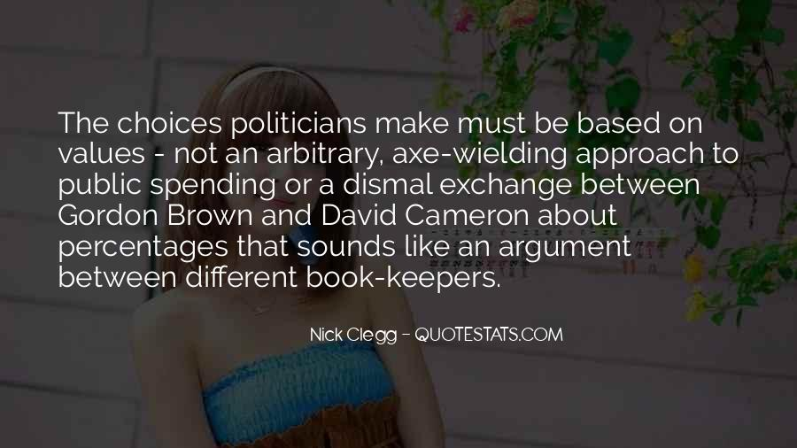 Quotes About David Cameron #699747