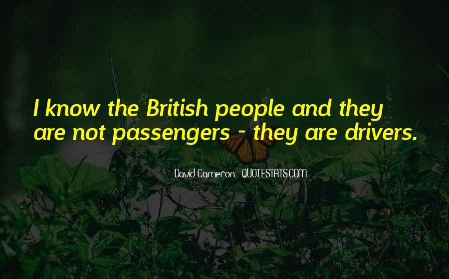 Quotes About David Cameron #847974