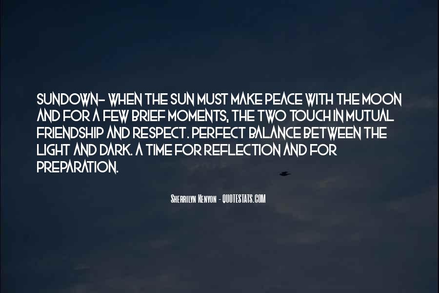 Sun Touch Quotes #1753813