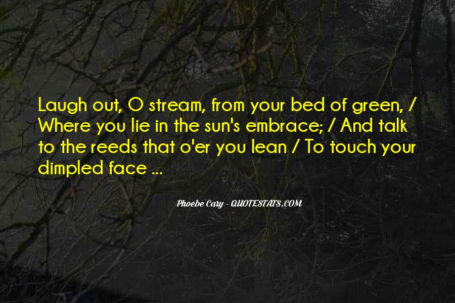Sun Touch Quotes #226498