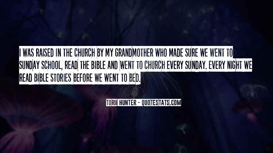 Sunday School Bible Quotes #1014712