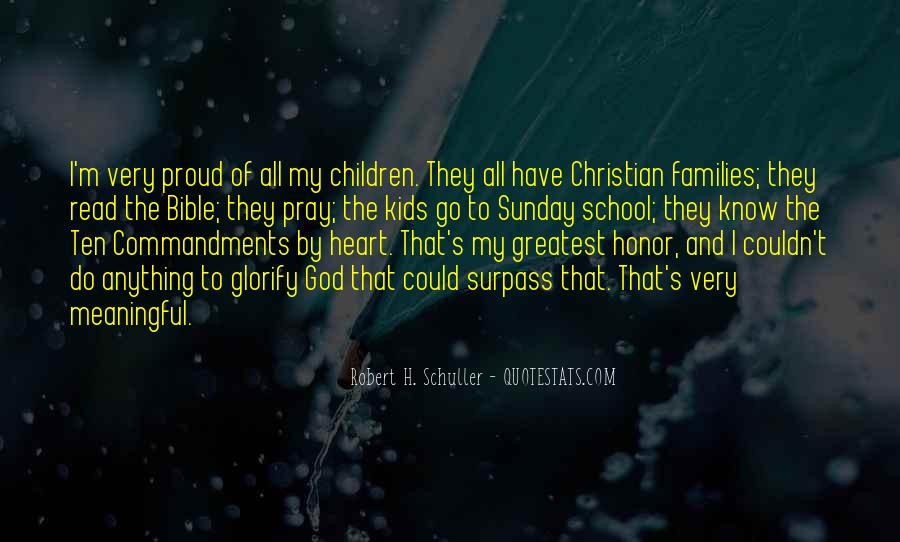 Sunday School Bible Quotes #1391317