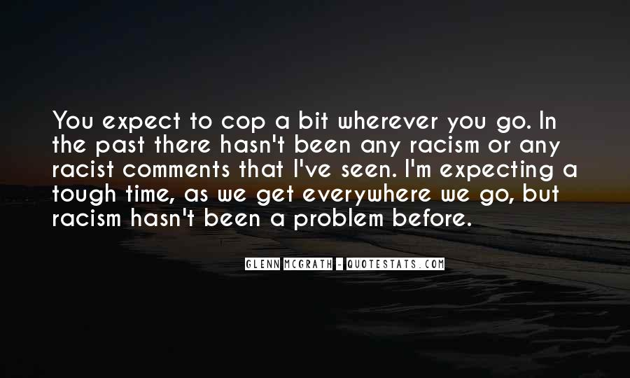 Quotes About Glenn Mcgrath #1538235