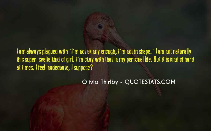 Super Skinny Quotes #261137
