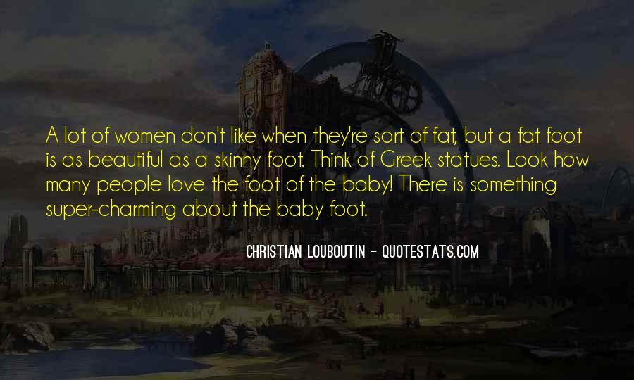 Super Skinny Quotes #844627