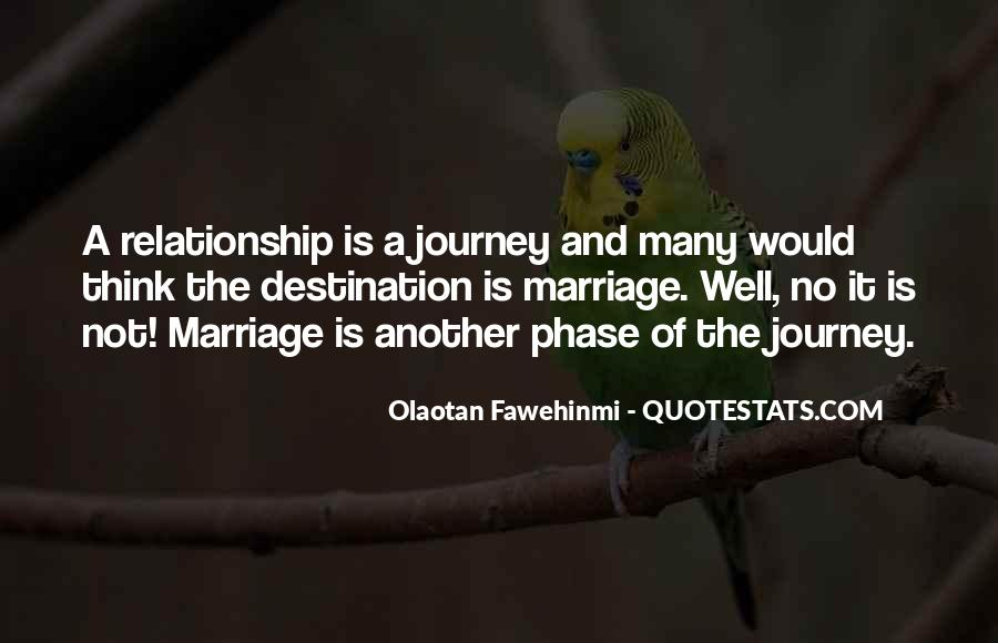 Quotes About Journey #11364