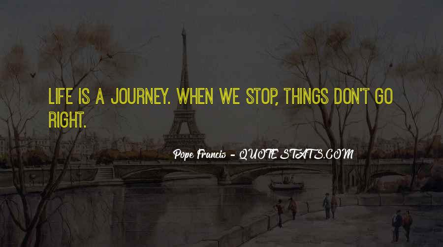 Quotes About Journey #15375