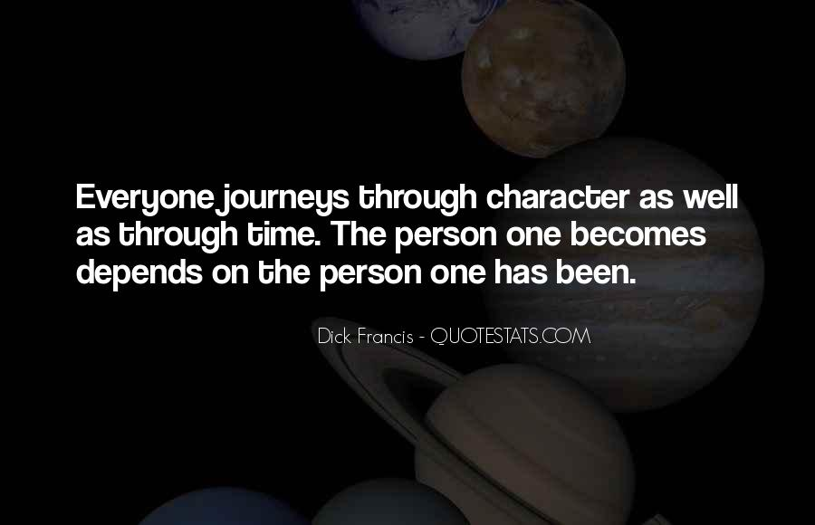 Quotes About Journey #15910