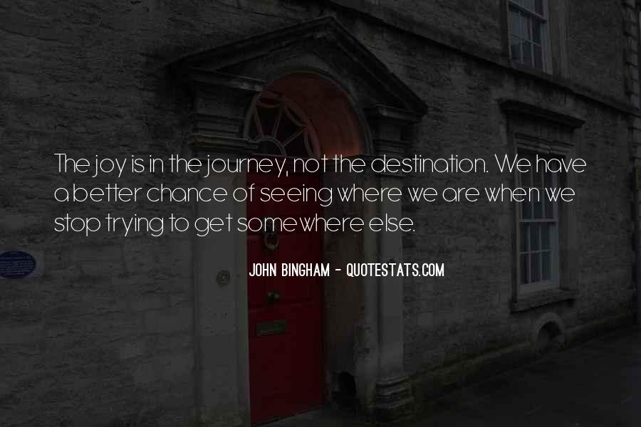 Quotes About Journey #20120